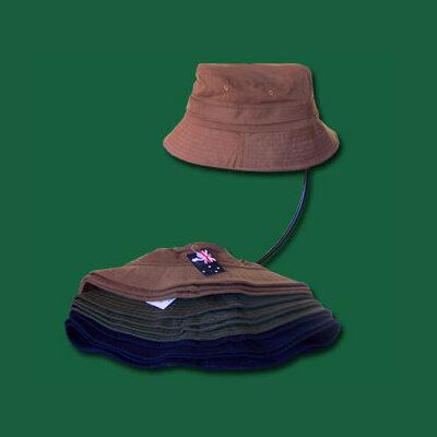 Plain Bucket Hats