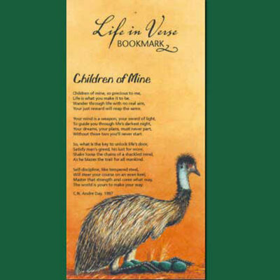 Bookmark - Children of Mine