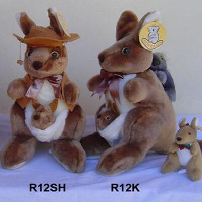 "Soft Kangaroo 12"""
