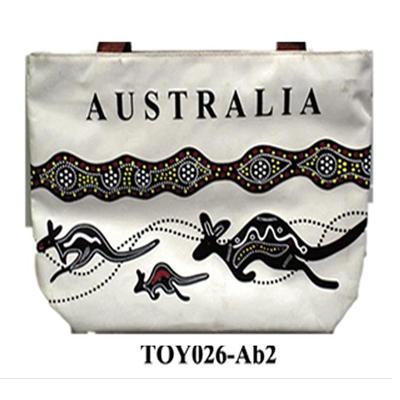 Canvas Shopping Bag AB2