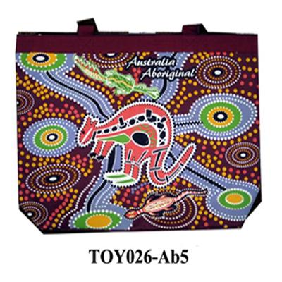 Canvas Shopping Bag AB5
