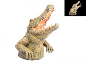 Jumping Crocodile 45cm