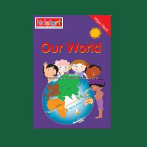 Our World Wipe Clean Book