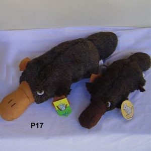 Soft Platypus Toy 10""