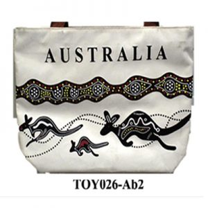 Canvas Shopping Bag AB2