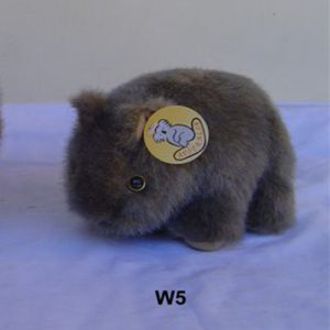 Soft Wombat - 6 inch