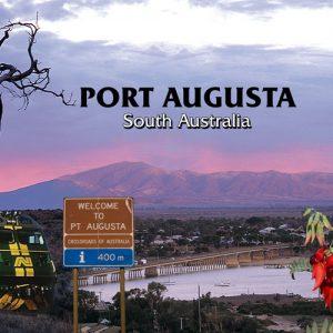 Port Augusta & Iron Knob