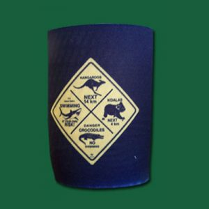 Multi Road Sign Stubbie Holder