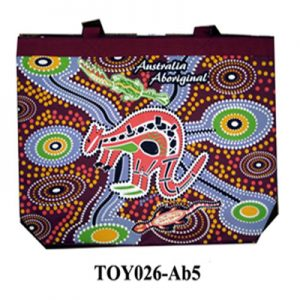 Aboriginal Shopping Bag