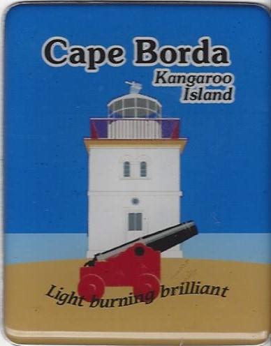 Kangaroo Island Cape Borda - STUBBIE