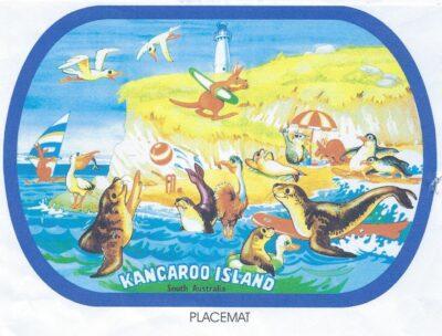 Kangaroo Island Placemat