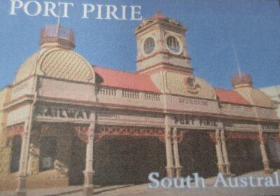Arm Badge - Port Pirie