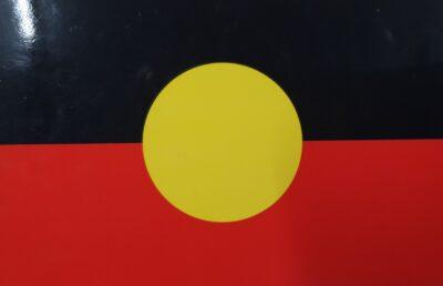 Magnet - Aboriginal Flag