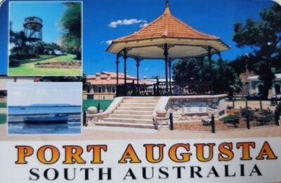 Magnet - Port Augusta Rotunda