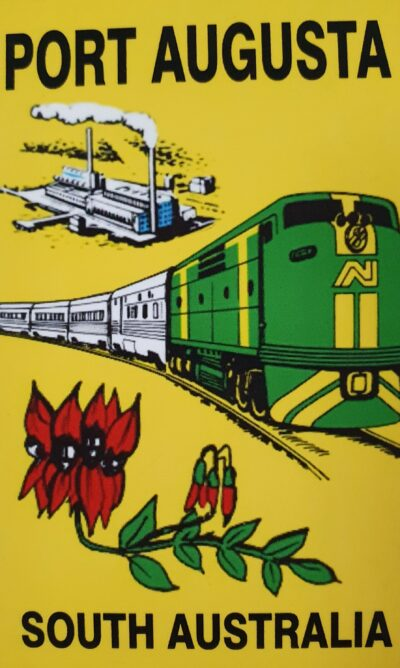Magnet - Port Augusta Train