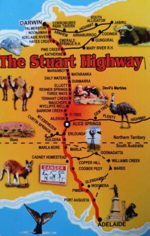 Magnet- Stuart Highway