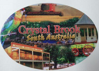 Sticker - Crystal Brook