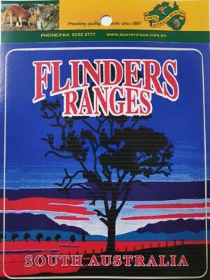 Sticker - Flinders Ranges