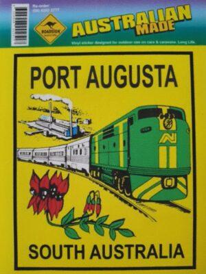 Sticker - Port Augusta