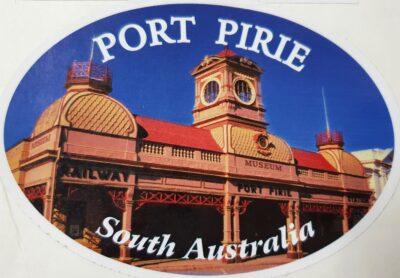 Sticker - Port Pirie