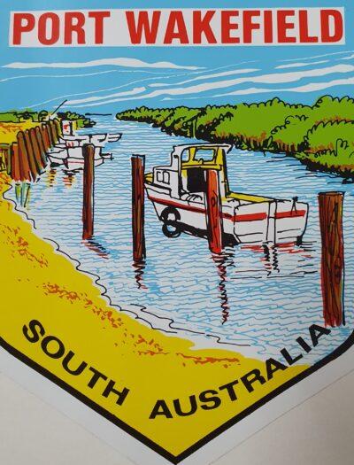 Sticker - Port Wakefield
