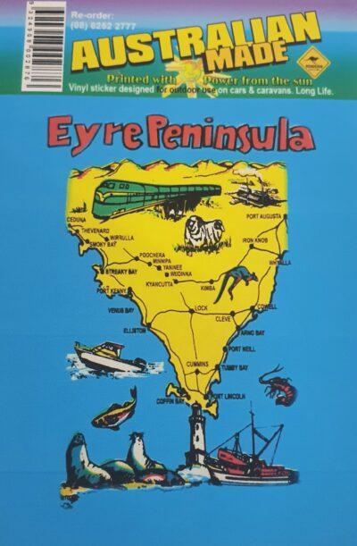 Sticker - Eyre Peninsula