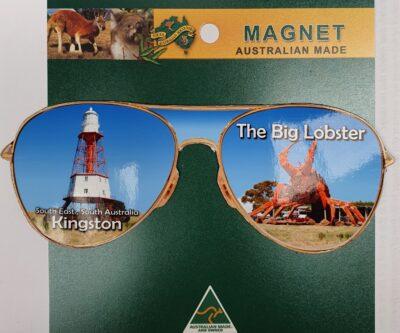 Magnet - Sunglasses