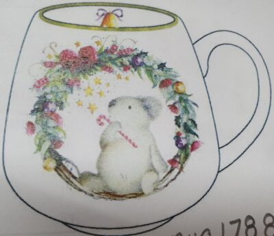 Christmas Mini Mug